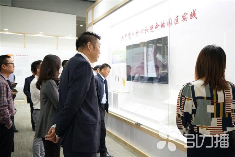 唯亭街道党工委领导班子开展主题教育现场教学活动