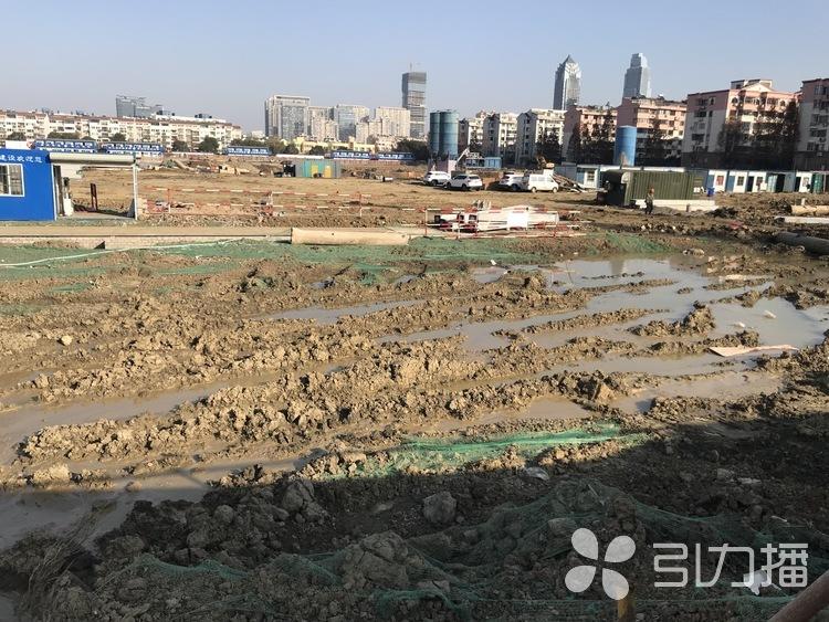 山河建設在蘇工地揚塵污染問題依舊 是改不了還是不想改?