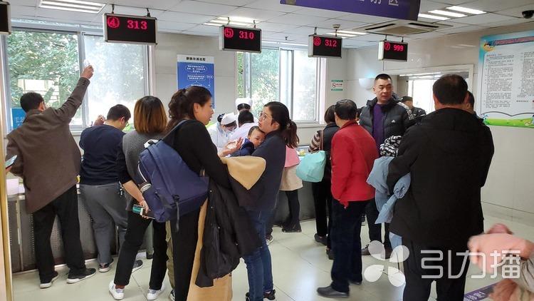 蘇州進入流感高發期 兒童看病要等兩小時